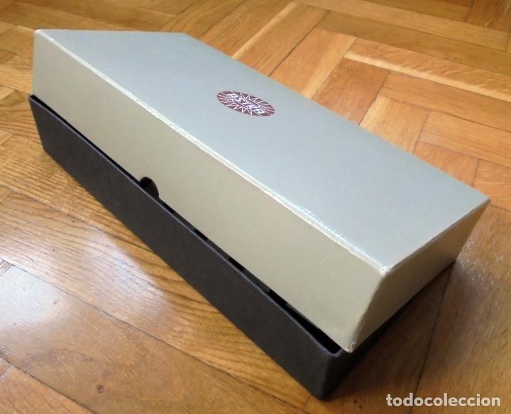 Militaria: Caja para el revólver Astra 960.Manual,baqueta de limpieza - Foto 2 - 246752675