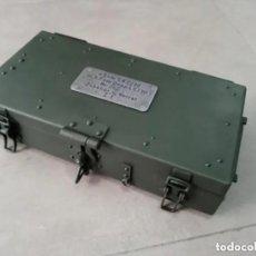 Militaria: CAJA DE HERRAMIENTAS PARA CAÑON ALEMAN DE 3.7 CM. Lote 249344165