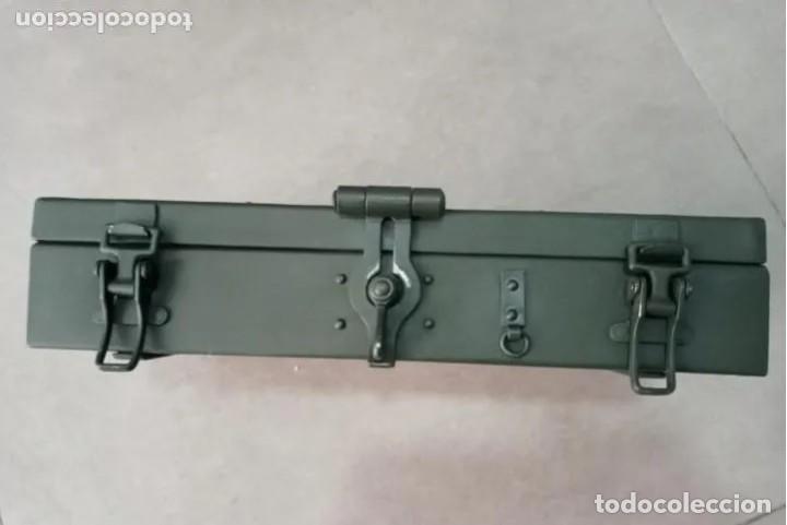 Militaria: Caja de herramientas para cañon aleman de 3.7 cm - Foto 4 - 249344165