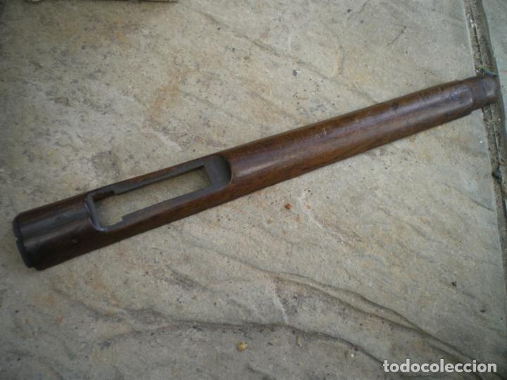 CAÑA SUPERIOR LARGO FUSIL MAUSER ESPAÑOL 1893 (Militar - Otros Artículos Relacionados con Armas)