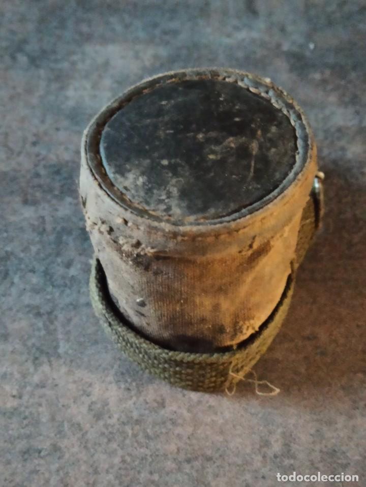 Militaria: TAPABOCAS MORTERO 60MM COMANDO INERTE - Foto 2 - 253518785