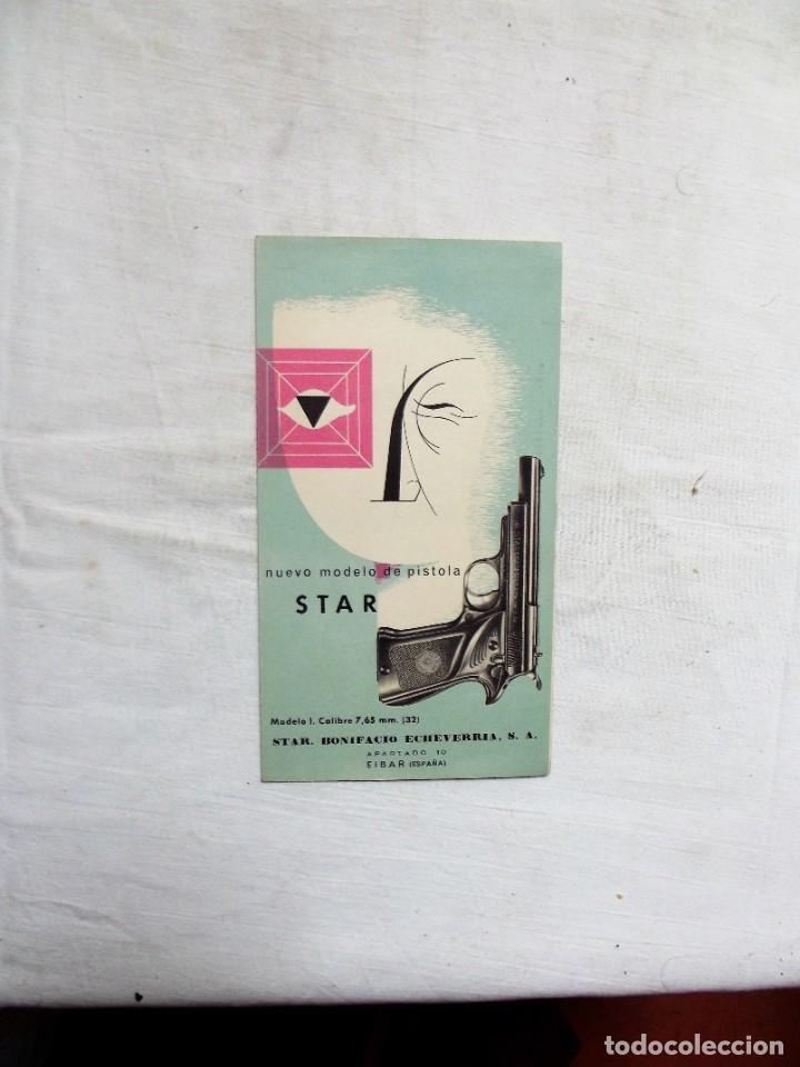 MANUAL DE PISTOLA STAR MODELO I CALIBRE 7,65 MM (Militar - Otros Artículos Relacionados con Armas)