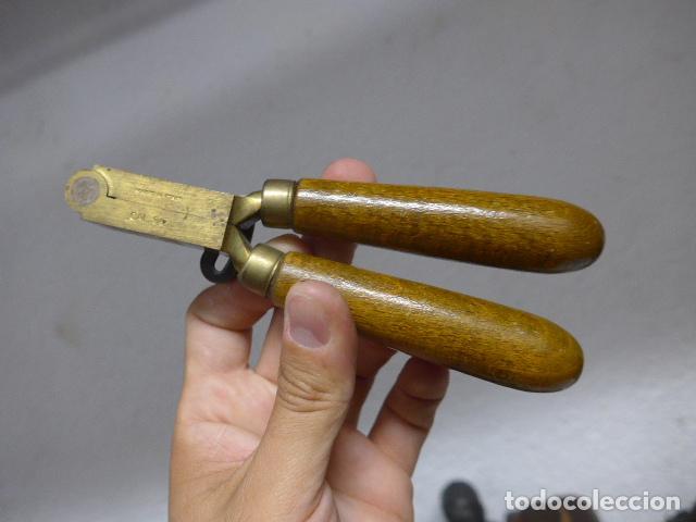 Militaria: Antigua turquesa italiana de calibre 36, original. - Foto 6 - 273348583