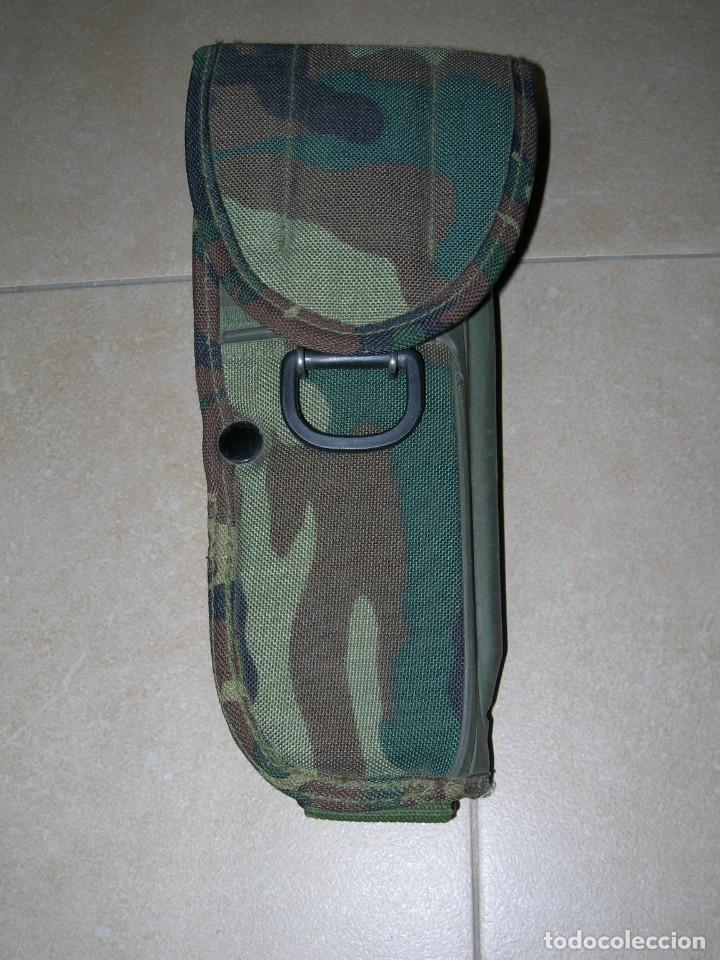 FUNDA PISTOLA MULTIPLE WOODLAND (Militar - Otros Artículos Relacionados con Armas)