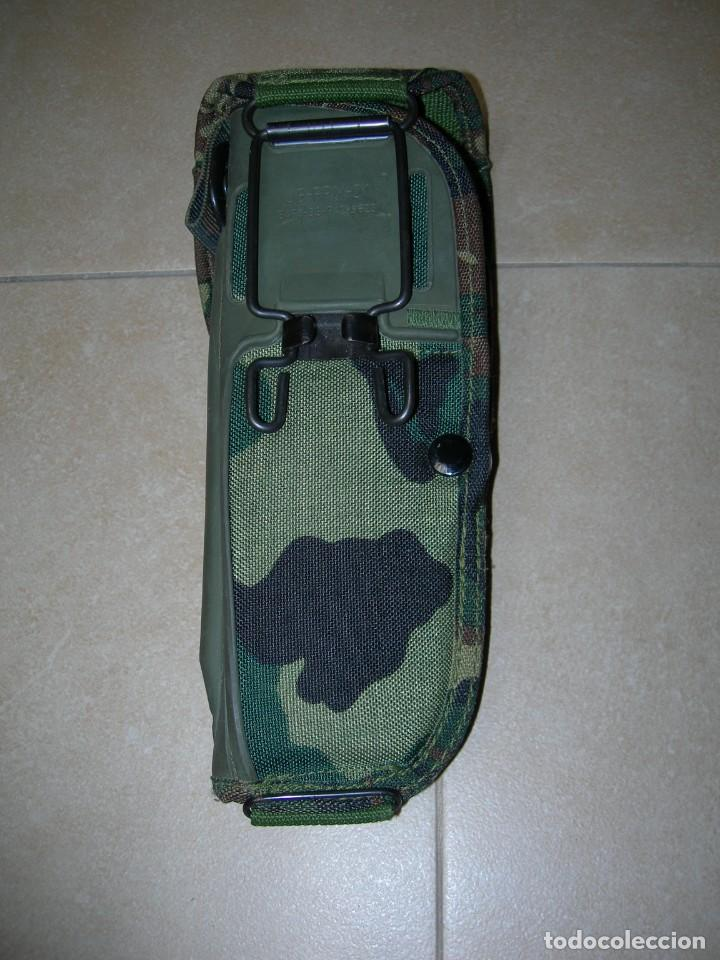 Militaria: FUNDA PISTOLA MULTIPLE WOODLAND - Foto 2 - 275246293
