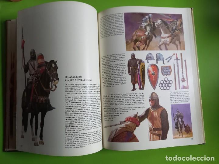 Militaria: HISTORIA UNIVERSAL DAS ARMAS EM MIL IMAGENS -PORTUGUES -VICENTE SEGRELLES -PORTO JANEIRO 1979 - Foto 4 - 278231203