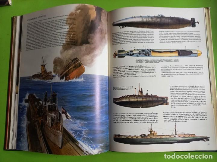 Militaria: HISTORIA UNIVERSAL DAS ARMAS EM MIL IMAGENS -PORTUGUES -VICENTE SEGRELLES -PORTO JANEIRO 1979 - Foto 5 - 278231203