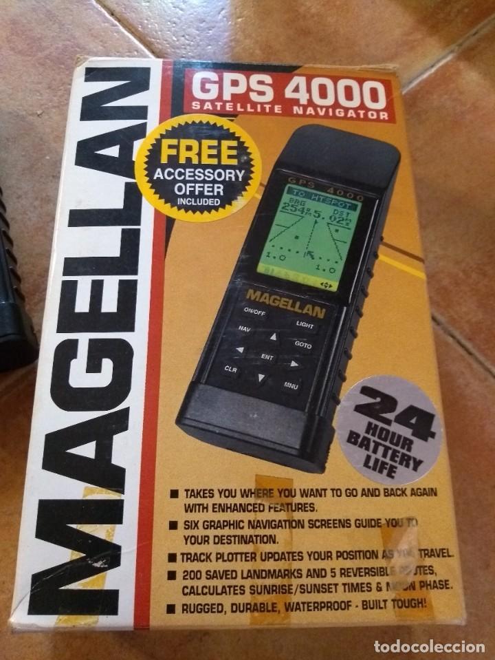 Militaria: Magellan GgPS 4000 - Foto 4 - 282208003