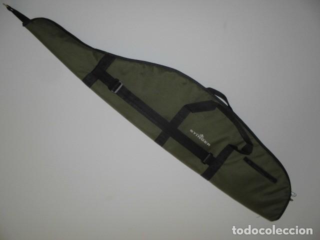 FUNDA STINGER PARA RIFLE CON VISOR (Militar - Otros Artículos Relacionados con Armas)