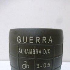Militaria: ENVUELTA DE FRAGMENTACION DE GRANADA DE MANO, ALHAMBRA,,INERTE..( AÑO 2005)... Lote 291930063