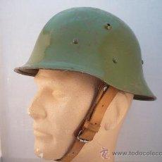 Militaria: CASCO BÚLGARO MODELO 1936-A. Lote 27020936