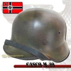 Militaria: CASCO ALEMÁN SEGUNDA GUERRA MUNDIAL. Lote 27216093
