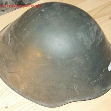 Militaria: CASCO ALEMÁN MODELO 1956. Lote 11271652