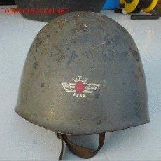 Militaria: CASCO AVIACION 1936 HELMET AVIACION 1936. Lote 27062226