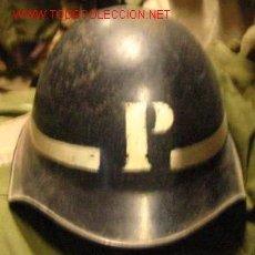 Militaria: CASCO SUIZO DE POLICÍA MILITAR.. Lote 97581875