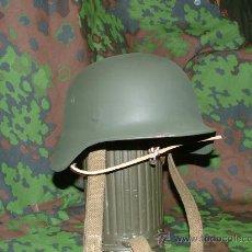 Militaria: CASCO ALEMÁN, M35, WWII, TALLA 57/58. STURM. Lote 20560443