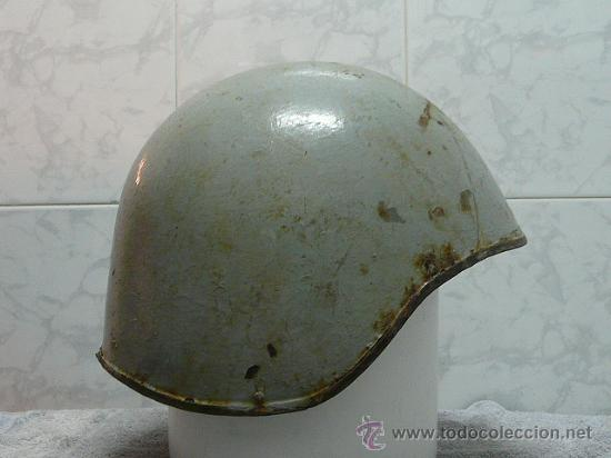 Militaria: CASCO ESPAÑOL NAVAL DE ARTILLERO TALKER - Foto 6 - 27358393