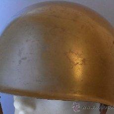 Militaria: 1 CASCO CHECOSLOVACO, MODELO 1950-51. SIMILAR AL SOVIETICO II G.M.. Lote 27456266