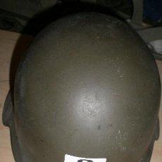 Militaria: CASCO MODELO 26, GUERRA CIVIL, CON AGUJERO DE METRALLA, SIN INTERIOR. Lote 21894004