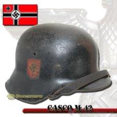 Militaria: CASCO ALEMÁN SEGUNDA GUERRA MUNDIAL.. Lote 27386815