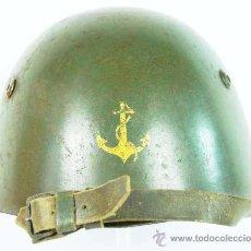 Militaria: CASCO M933 DE LA REGIA MARINA ITALIANA DE WW2, 1943/44. Lote 25267541