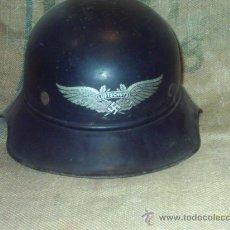 Militaria: ALEMANIA 2ª GUERRA MUNDIAL. CASCO LUFTSCHUTZ. MODELO GLADIADOR. Lote 24741677