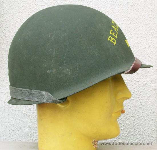 Militaria: Casco M1 US NAVY Beach Master - Foto 3 - 104719003