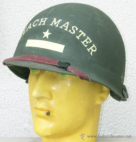 CASCO M1 US NAVY BEACH MASTER (Militar - Cascos Militares )