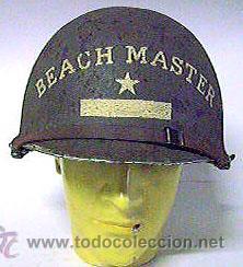 Militaria: Casco M1 US NAVY Beach Master - Foto 7 - 104719003