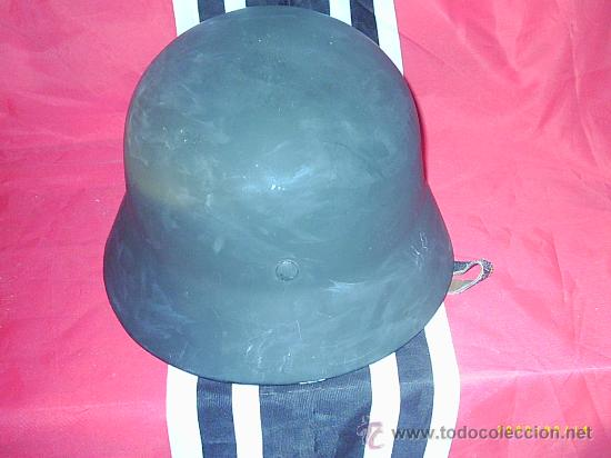 Militaria: CASCO ALEMAN M 40 - Foto 3 - 25413987