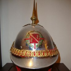 Militaria: CASCO DE LA GUARDIA DE FRANCO. Lote 26780189