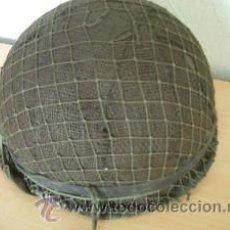 Militaria: CASCO HOLANDES CON SU INTERIOR DE PLASTICO. Lote 25347897