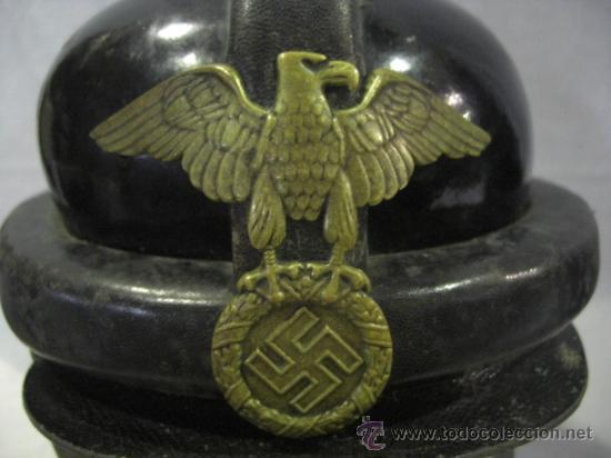 Militaria: Alemania. Casco de la N.S.K.K. II Guerra Mundial. - Foto 6 - 26321865