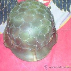 Militaria: CASCO ALEMAN WEHRMACHT ELITE . Lote 27031604