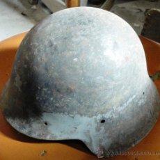 Militaria: CASCO MODELO 26, DE LA GUERRA CIVIL, CON RESTOS DE PINTURA ORIGINAL. Lote 24731381