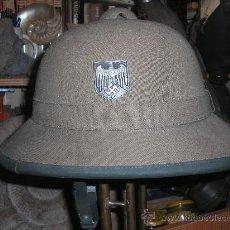 Militaria: TROPENHELM AFRIKA KORPS. Lote 26801457