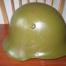 Militaria: CASCO MILITAR BULGARO MODELO 1936 C. Lote 191739787