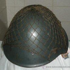 Militaria: CASCO DE GUERRA ALEMAN M-57 DE LA PARTE COMUNISTA. Lote 28117016