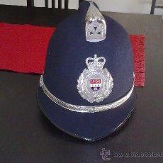 Militaria: CASCO DE BOBBY WEST MERCIA CONSTABULARY. Lote 28153838
