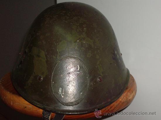 Militaria: CASCO HOLANDES M-34 2ª GUERRA MUNDIAL - Foto 3 - 29203097