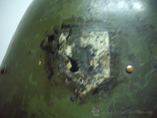 Militaria: CASCO HOLANDES M-34 2ª GUERRA MUNDIAL - Foto 7 - 29203097