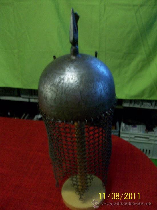 Militaria: casco persa militar - Foto 3 - 29215239