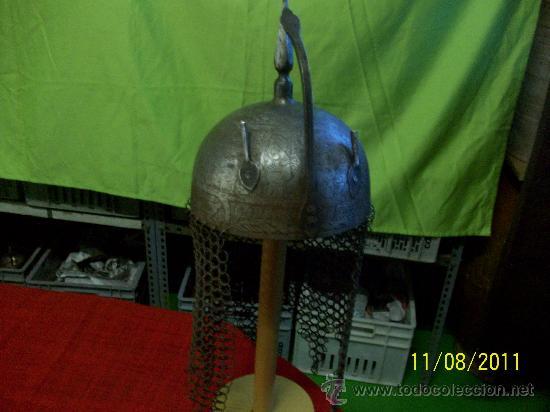 Militaria: casco persa militar - Foto 6 - 29215239