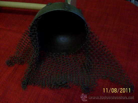 Militaria: casco persa militar - Foto 8 - 29215239