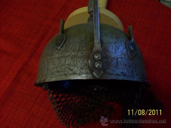 Militaria: casco persa militar - Foto 11 - 29215239