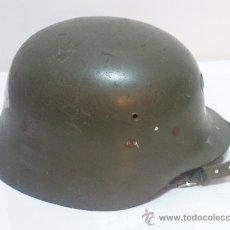 Militaria: CASCO EJERCITO ESPAÑOL Z42 MILITAR ///. Lote 30151030