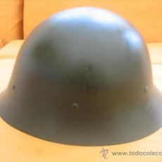 Militaria: CASCO MILITAR SUECO MOD.1926-A. Lote 30677792