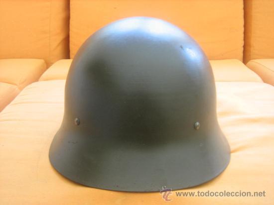 Militaria: Casco militar sueco Mod.1926-A - Foto 4 - 30677792