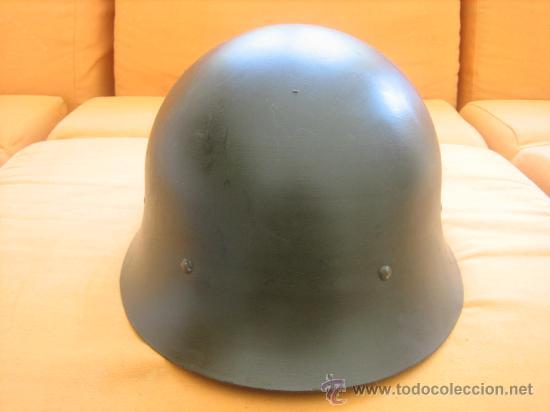 Militaria: Casco militar sueco Mod.1926-A - Foto 3 - 30677792