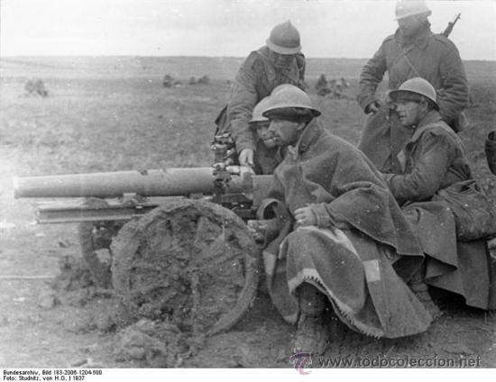Militaria: Casco adrián italiano modelo Lippman mº 1916. Guerra Civil CTV - Foto 6 - 31228250
